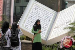 Aksi bela Quran warga Indonesia di Inggris