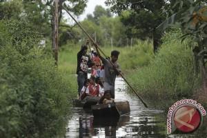 Banjir Luapan Anak Sungai Musi