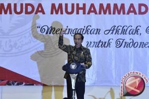 Presiden ajak santri syiarkan perilaku ahlakul karimah