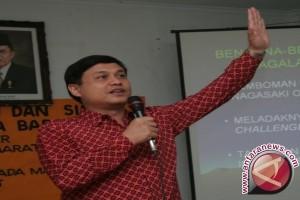 Menjadi wartawan terinspirasi dari proklamator Bung Karno