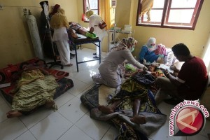 8.000-an korban gempa Pidie jaya sudah tertangani