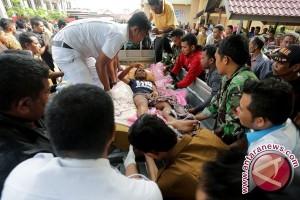 Korban meninggal gempa sempat hubungi keluarga