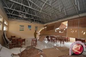 30 persen fasilitas pendidikan rusak akibat gempa