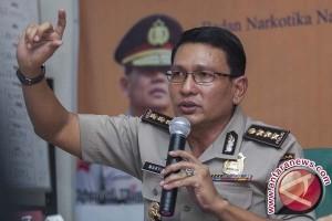 Polri benarkan penangkapan tiga terduga teroris