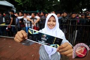 PSSI sediakan 500 tiket untuk Thailand