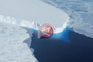 Es laut arktik menipis lebih cepat dari perkiraan
