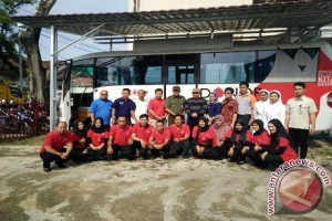 PMI galang dana bagi korban gempa Aceh