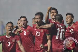 Indonesia taklukkan Thailand 2-1