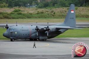 13 prajurit korban Hercules diterbangkan ke Malang