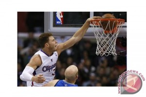 Hasil pertandingan NBA