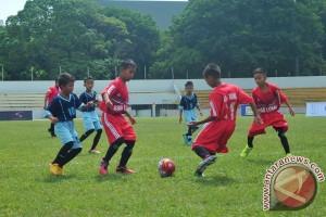 Pengembangan pesepakbola muda Sumsel