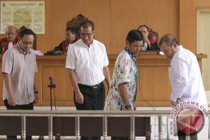 Saksi dipersidangan pemberi suap Bupati Banyuasin