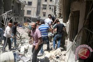 Jumlah korban gempa di Iran bertambah jadi 445 orang