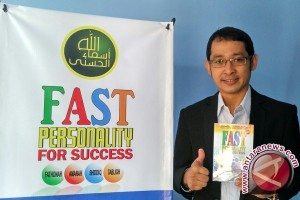 Motivator Ridwan Mukri luncurkan buku tes kepribadian