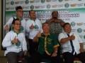 DPW Partai Persatuan Pembangunan Sumatera Selatan menggelar rapat koordinasi bidang informasi dan teknologi di Palembang, Sabtu. Rakor tersebut diharapkan pengurus dan kader partai bisa memahami dan mengerti, karena itu sangat penting.(Foto: antarasumsel.com/Susilawati/Parni)
