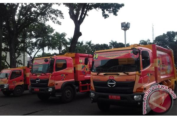 Sumsel dapat bantuan angkutan sampah Asian Games