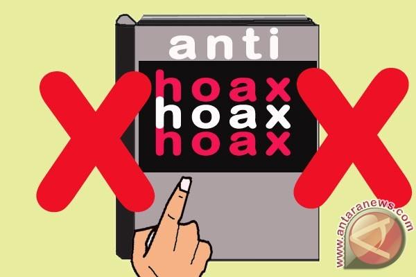 Mahasiswa UIN suarakan anti berita hoax