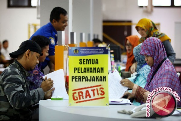 Realisasi PBB Palembang melonjak 300 persen