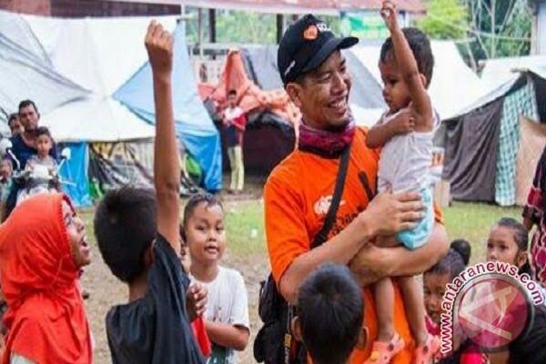 Rumah Zakat Sumsel rehabilitasi infrastruktur korban gempa