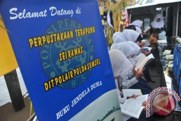 Pemkot Palembang maksimalkan pelayanan perpustakaan keliling