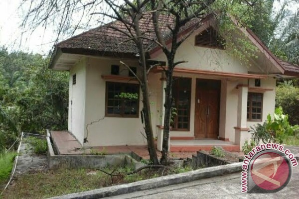 Rumah Imam Besar Masjid Agung Baturaja Terbengkalai