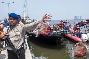 23 tewas akibat kebakaran kapal Zahro Express