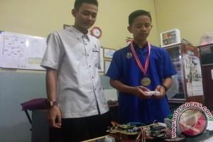 Siswa SMK Negeri 2 juarai kontes robot tingkat Asian