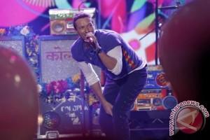 "Coldplay keliling dunia dalam ""Amazing Day"""