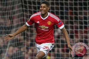 Dua gol Rashford bawa United menang 2-0