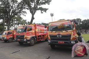 Bantuan Mobil Compacctor Persampahan Untuk Asian Games