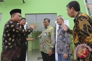 Peresmian Gudang General Cargo BGR Di Palembang