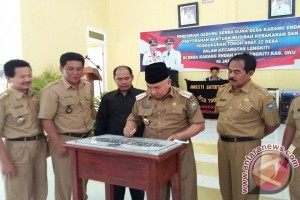 Warga Tanjung Karang OKU harapkan pembangunan kantor desa