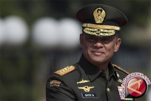 Panglima TNI: Pati harus jaga integritas TNI