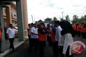 Mahasiswa Unbara KKN di Kedondong dipindahkan