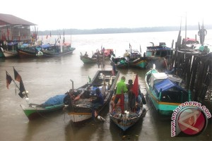 Dinas kelautan Bangka terbitkan 3.990 kartu nelayan
