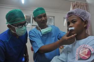 RSMH Palembang gelar operasi bibir sumbing gratis