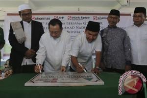 Renovasi Masjid APP Sinar Mas