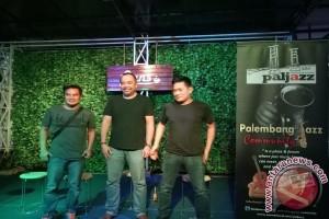 Tiga musisi jazz ibu kota hibur warga Palembang