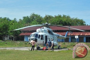 Helikopter Siaga Karhutla