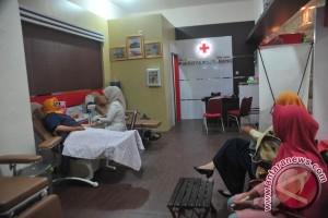 Gerai PMI di mal permudah warga sumbang darah