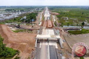 Tol Palindra siap operasional Lebaran 2017