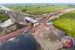 Tol Medan-Kualanamu-Tebing Tinggi dibuka sebelum lebaran 2017