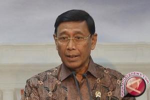 Wiranto: Saber pungli jadi ancaman calon koruptor