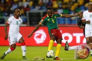 Gabon kembali bermain imbang di Piala Afriak