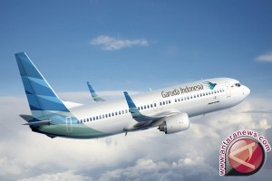 Garuda Indonesia saat lebaran tambah 45.000 kursi