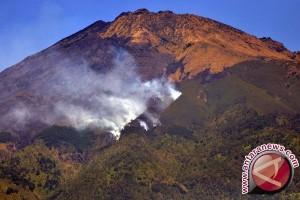 Seorang pendaki Gunung Sumbing tewas akibat terjatuh kejurang