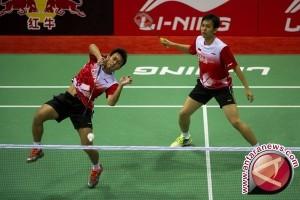 Indonesia juara grup D bulu tangkis Asia