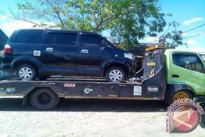 Mobil Towing jadi alternatif pengiriman kendaraan