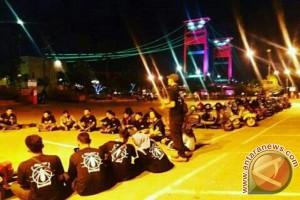 """Komunitas """"KUTU"""" Palembang perkenalkan dunia vespa"""