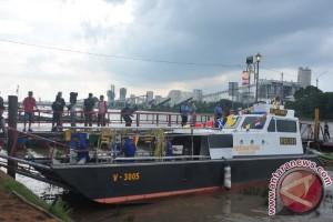 Satpol air langkat amankan kapal pukat Trawl